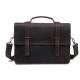 Men's Vintage Genuine Leather laptop bag