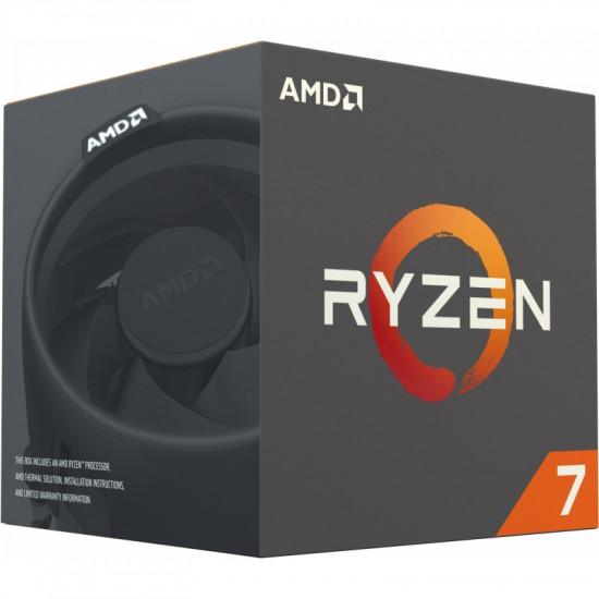 AMD RYZEN 7 1700 3.0 GHZ (3.7 GHZ TURBO) SOCKET AM4 65W
